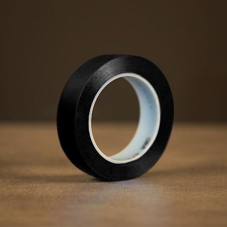 Ruban vinyle noir 3M 472