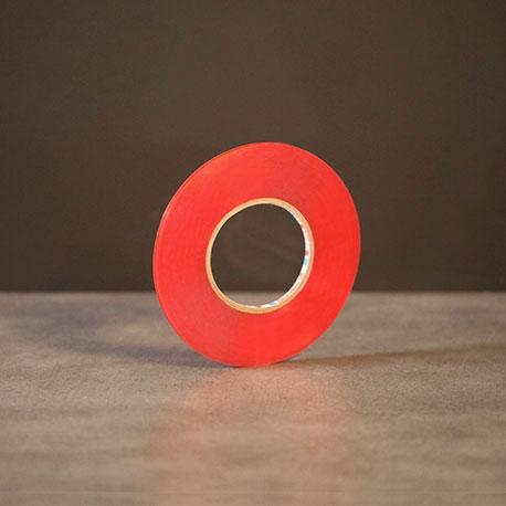 Ruban polyester transparent Tesa 4967
