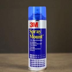 Aérosol repositionnable 3M Spraymount