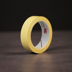 Ruban polyester jaune 3M 8429