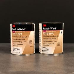 Structurale bicomposant Scotch-Weld™ époxyde 2216 B/A