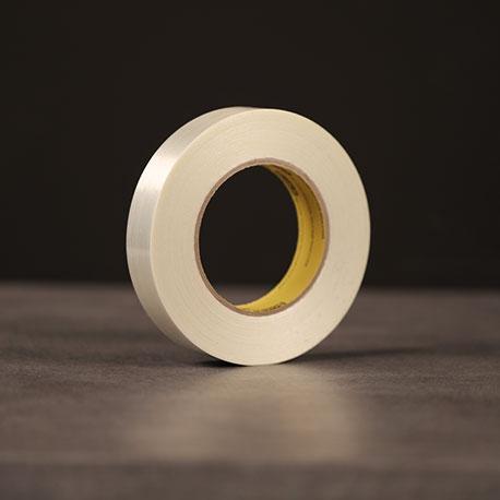 Ruban polyester Hot Melt renforcé 3M 8981