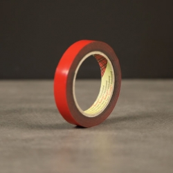 Ruban mousse acrylique gris 3M 4611 F