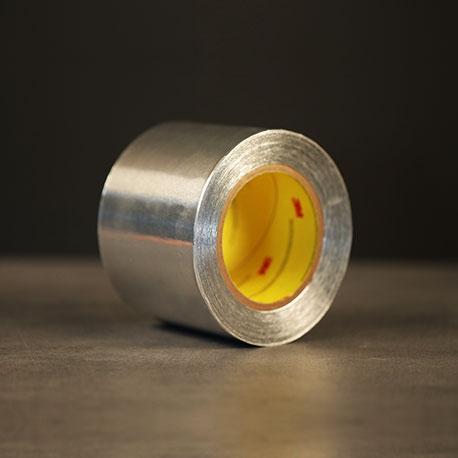 Ruban aluminium et tissu de verre 3M 363