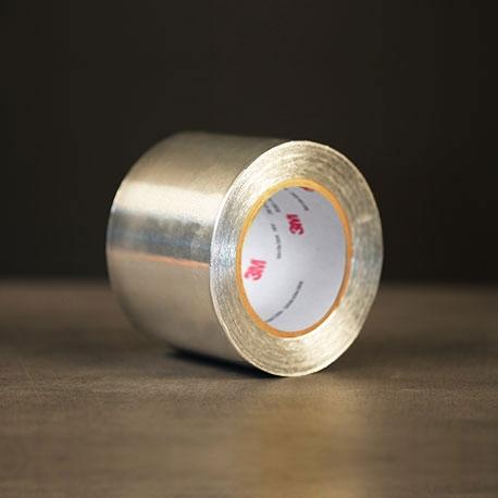 Ruban aluminium avec protecteur 3M 427