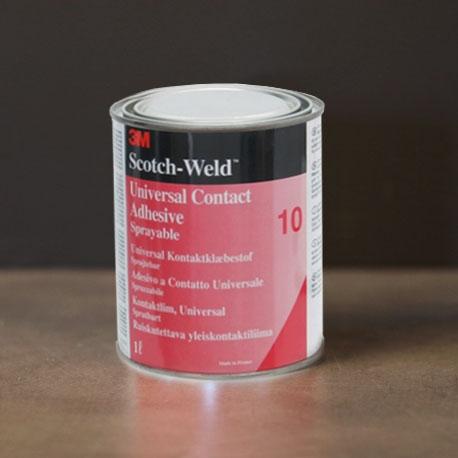 Scotch-Weld™ néoprène 3M S/W 10