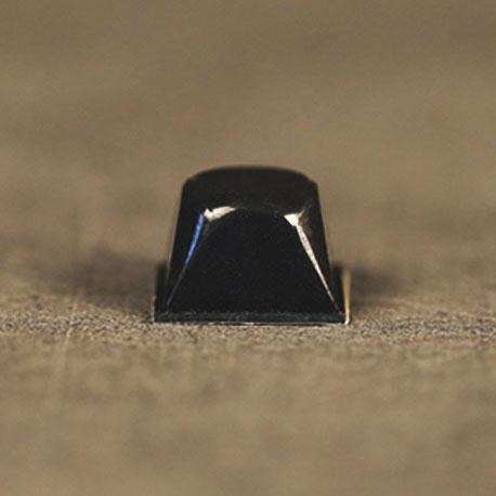 Butée polyuréthane carrée 20,6x20,6mm, ép. 13,2mm 3M SJ 5514