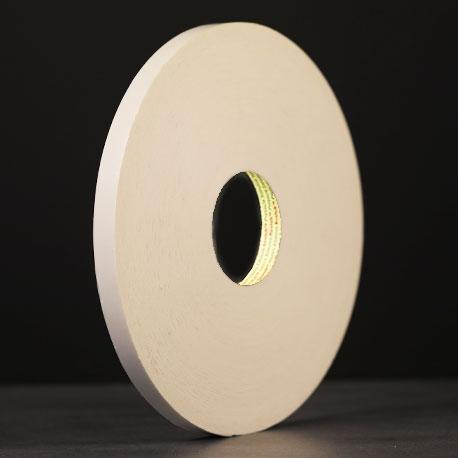 Ruban mousse acrylique blanc 3M 4632 P