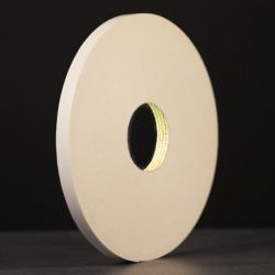 Ruban mousse polyéthylène blanc 3M 9529