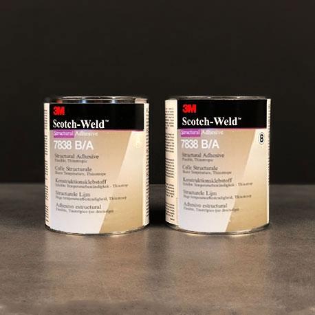 Structurale bicomposant Scotch-Weld™ époxyde 7838 B/A