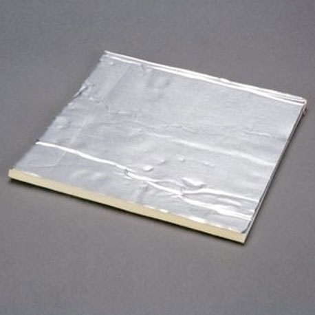 Feuille aluminium anti-vibratoire 3M 4014