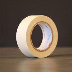 Rubn tissu d'acétate blanc 3M Scotch® 28