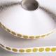 Mousse PE adhésif caoutchouc ép. 0.8mm - Format rond