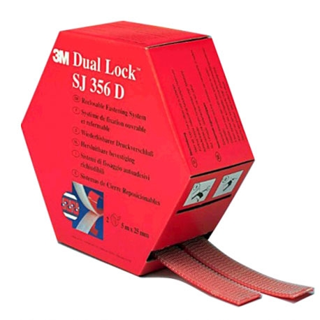 Ruban Dual Lock™ 3M SJ356 D